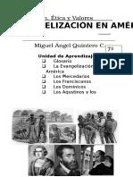 LA EVANGELIZACIÓN DE AMÉRICA 2016