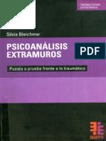 Psicoanálisis extramuros [Silvia Bleichmar].pdf
