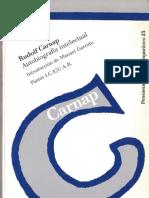 Carnap, R. (1992). Autobiografía Intelectual