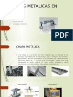 Chapas Metalicas en Nx