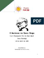 Leon Trotsky - O Marxismo Em Nosso Tempo (O Pensamento Vivo de Karl Marx)