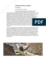 Central Hidroeléctrica Huinco