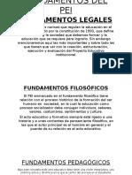 Fundamentos Del Pei