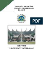 Buku Pedoman Universitas Negeri Padang 2014.pdf
