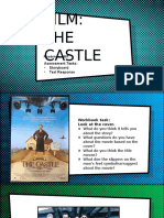 final ppt 1 the castle introduciton