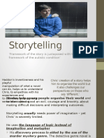 power of storytelling pats