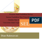 Buku Tentang Sel Dian Rahmawati 1113016100044