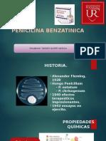PENICILINA BENZATINICA