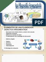 Ejemplo 6.-Planeacion Didactica Argumentada (Geografia de Mexico y Del Mundo) Ejemplo