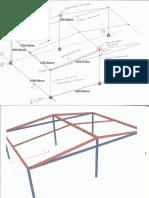 Sket Untuk Drawing Roof HD1