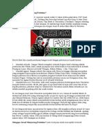 Mengapa Israel Menyerang Palestina