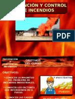 Prevencion y Control de Incendios Con Sonido - Copia