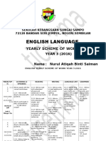 Rpt English Year 3 2016 (Edit)