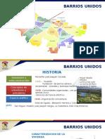 Presentación Barrios Unidos