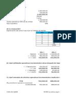 Ejercicios P11.18, 10.17, 10.18 Gitman