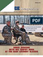 ACE Magazine - Spring 2010