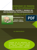 grafolexico PPT