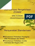 STANDARISASI PENGELOLAAN ZISWA
