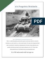 Sentinel Tank Project Illustrated Essay Final PDF