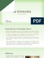La Entrevista Clinica