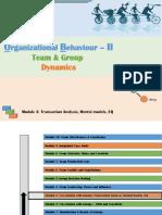 Transaction Analysis, EQ, Mental Models