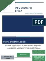 Perfil Epidemiológico Latinoamérica