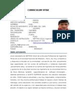 CV de Fidel Ramos Rosas