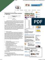 Geometrik (Jalan) Khusus Jurusan Teknik Sipil ~ IPTEK