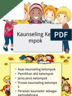 7. Kaunseling Kelompok
