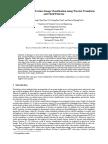 HSV-based Color Texture Image Classification Using Wavelet Transform