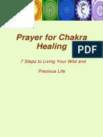 Chakra Prayer Full