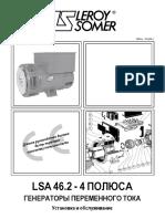 Leroy Somer Lsa 46.2