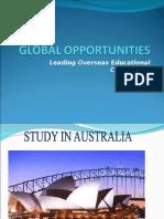 Australian Education Consultants-Global-Opportunities.net Overseas Education Consultants