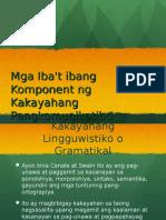 MGA KOMPONENT PANGKOMUNIKATIBO.ppt