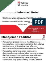 Manajemen Fasilitas Hotel