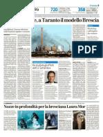 Metalli e salute da Brescia a Taranto e New York