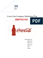 Group Assignment Marketing Plan