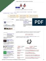 Adjetivos Calificativos - Religiones _ Blog Para Aprender Ingles