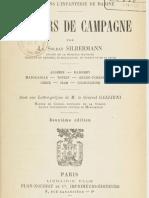 Hồi Ký Hành Quân Của Chiến Sỹ Léon Silbermann