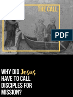 8.5 Call of the Disciples