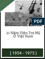 21 Năm Viện Trợ Mỹ ở Việt Nam - Đặng Phong