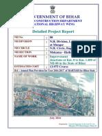 Final DPR Report NH-80 Jn