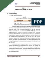 Bab 2 Gambaran Umum Wilayah Kapuas Hulu