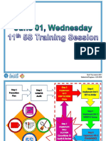 11th 5S Training Session 1