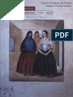 Miscegenación y Cultura en La Colombia Colonial Tomo II. Virginia Gutiérrez y Roberto Pineda
