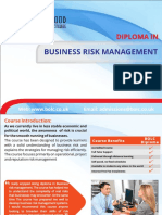 73business Risk Management Brochure