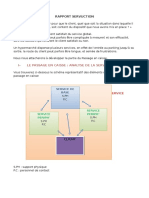 Rapport Servuction Tp1