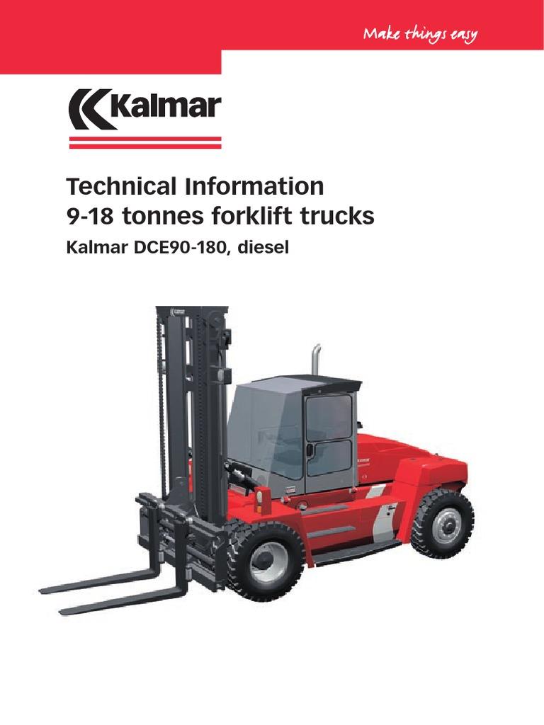kalmar dce 120 12 transmission mechanics engines rh scribd com