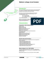 Design Guide - MV Circuit Breaker