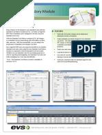 Standard Cost History Module Brochure 0909